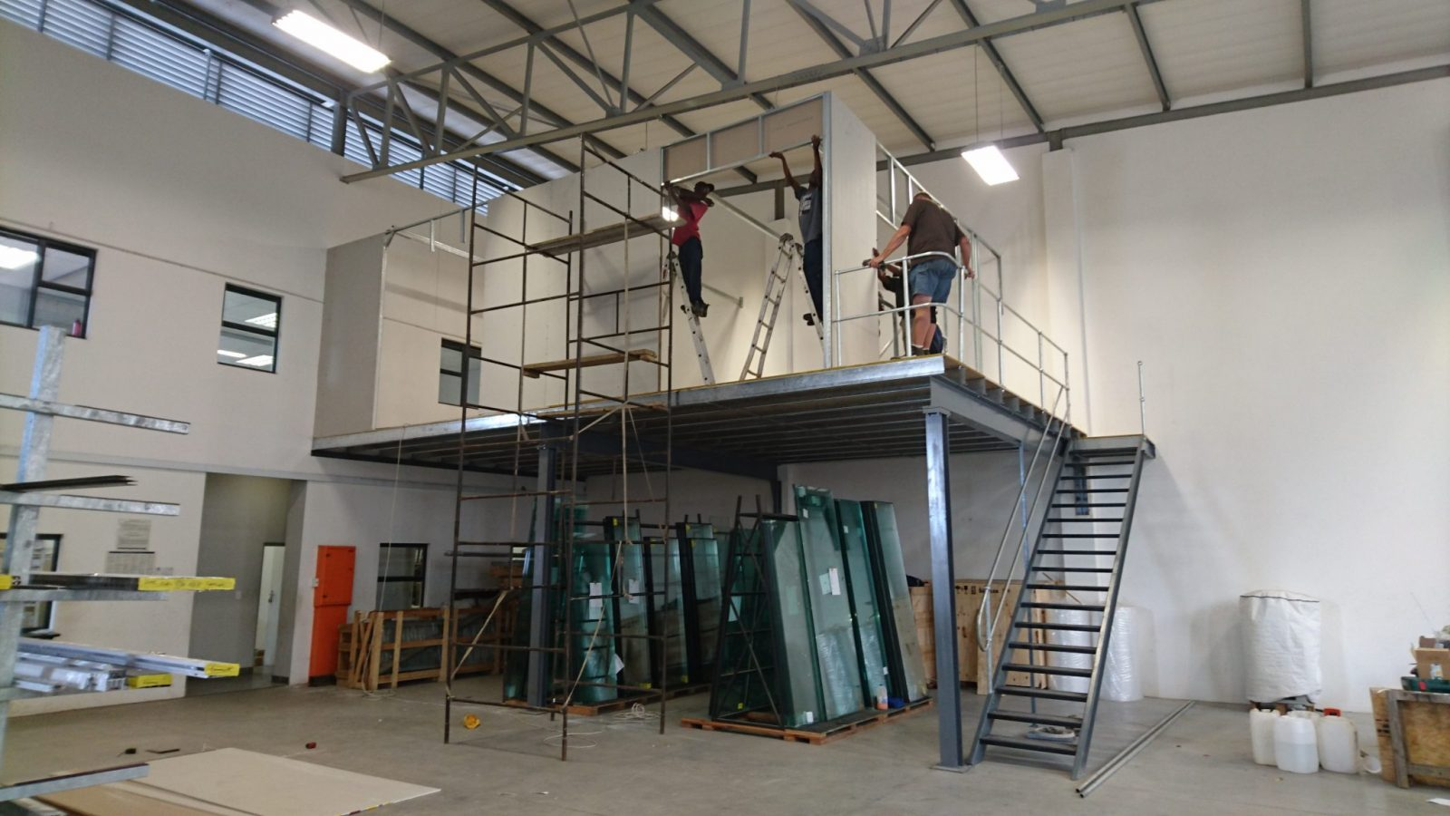Mezz It Mezzanine Floor Specialistsmezz It Mezzanine