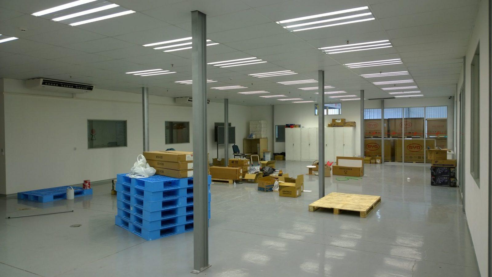 mezzanine office. Mezzanine In Pinetown Factory Office